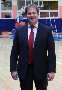 Юрий Мурзаев, начальник управления социальных проектов «УГМК-Холдинга»