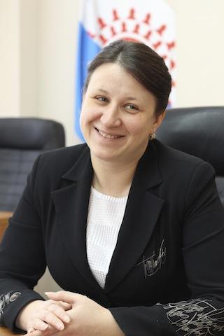 Елена Бердникова, глава Серовского городского округа
