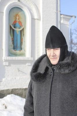 Монахиня Агния