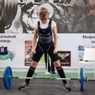 Первую грамоту и медаль в силовых соревнованиях Инна получила на Открытом чемпионате Калужской области «Адреналин- 2016» в Малоярославце.