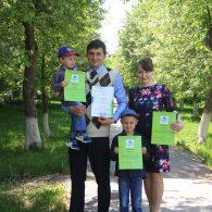 Конкурс проходил с января по июнь текущего года и был посвящен Году экологии.