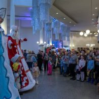 Всего по итогам акции в цирке фонд «ОМК-Участие» собрал более 1 млн 100 тыс. рублей.